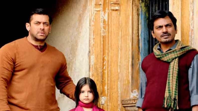 'বজরঙ্গি ভাইজান' ছবিতে নওয়াজউদ্দিন সিদ্দিকি অভিনীত সাংবাদিক চাঁদ নবাবের চরিত্র চিরকাল সমানভাবে জনপ্রিয় থাকবে।