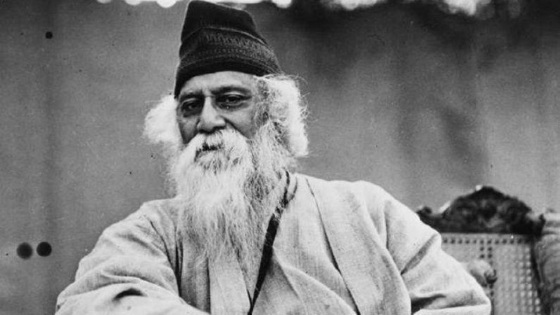 """দণ্ডদান: নেপালবাবু শান্তিনিকেতনের অধ্যাপক। একদিন রবীন্দ্রনাথ নেপালবাবুকে গম্ভীরগলায় বললেন, """"আজকাল আপনার বড় ভুলচুক হচ্ছে, এ ভাল নয়। আপনাকে দণ্ড পেতে হবে।"""" নেপালবাবু তো ভেবে অস্থির। এমন সময় রবীন্দ্রনাথ ঘরের মধ্যে একটা লাঠি নিয়ে ঢুকে নেপালবাবুর দিকে এগিয়ে দিয়ে বললেন, """"এই হল আপনার দণ্ড।কাল আপনি ভুলে গেছেন।"""" নেপালবাবু স্বস্তি পেলেন।"""