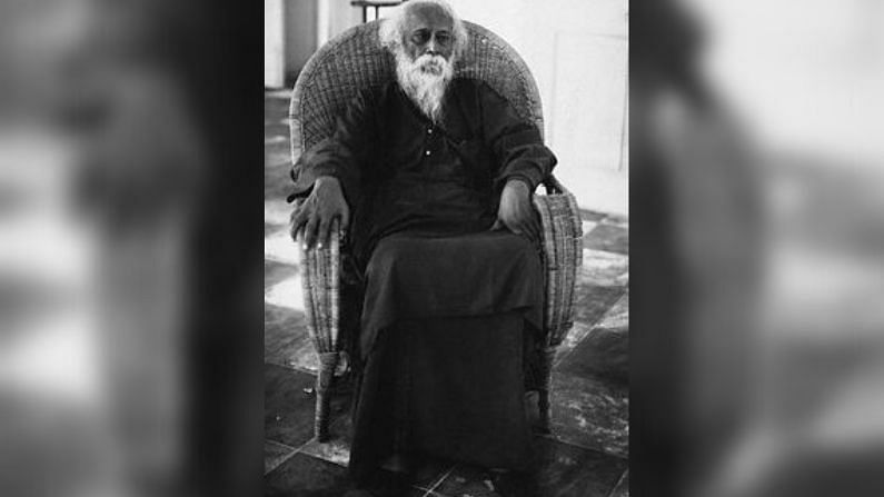 """প্রাইজ বনাম সারপ্রাইজ : একদিন রবীন্দ্রনাথকে তাঁর সেক্রেটারি অনিলকুমার চন্দ বললেন, """"জানেন আমার ফটো তুলে শম্ভুবাবু বিদেশে কম্পিটিশনে প্রাইজ পেয়েছেন! এ কথা শুনে চোখ বড় বড় করে রবীন্দ্রনাথ বললেন, """"বটে! এটা প্রাইজ না হোক,আমার কাছে সারপ্রাইজ তো বটেই।"""" বলেই হো হো করো হোসতে লাগলেন।"""