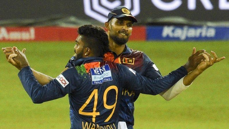 India vs Sri Lanka 3rd T20