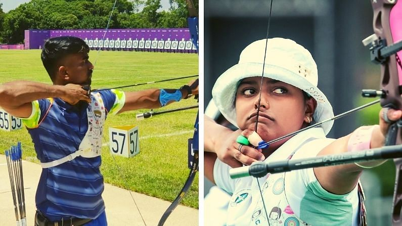 Pravin Jadhav to compete with Deepika Kumari at Archery Mixed Team event at Tokyo Olympics 2020