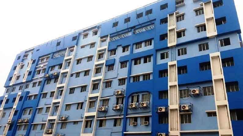 agitation at Malda medical college