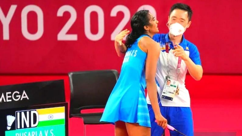 PV Sindhu and her coach Park Tae Sang speaking about Tokyo Olympics journey