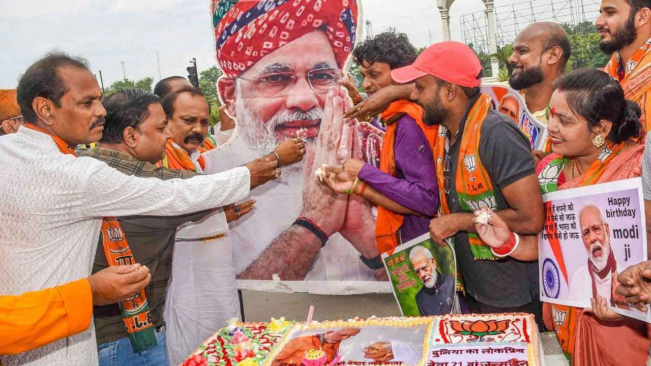 Union Ministers Wishes on pm Narendra Modi's Birthday