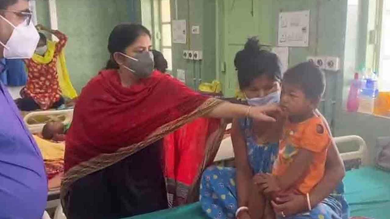 Jalpaiguri-Child-Sickness