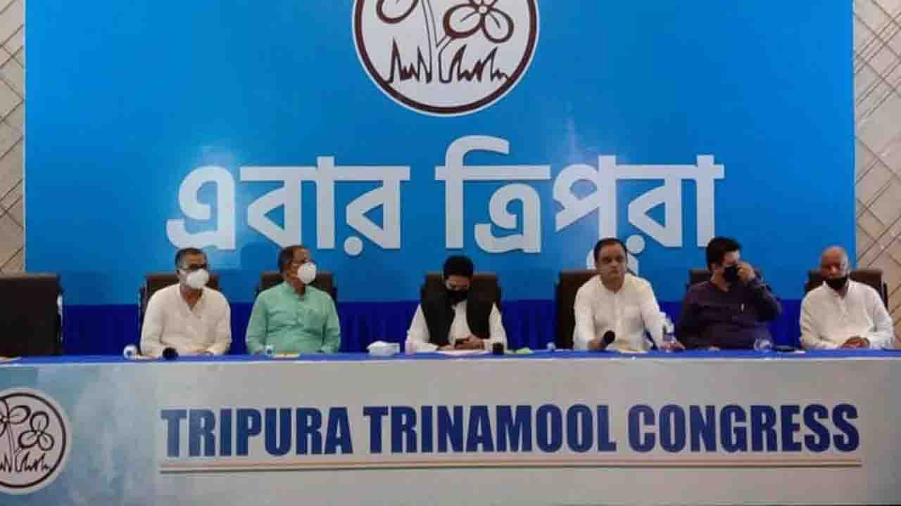TMC alleges that Biplab Deb is doing rally amid 144 in Tripura