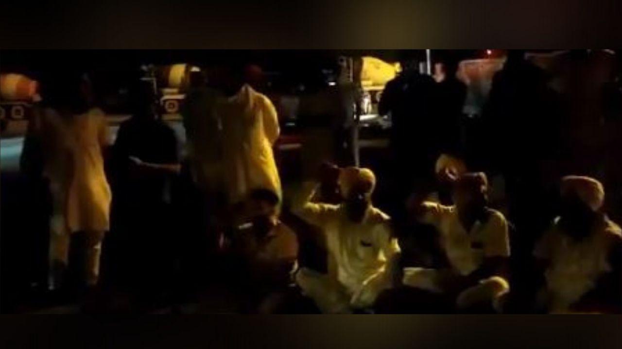 farmers Protest: Delhi Border sealed