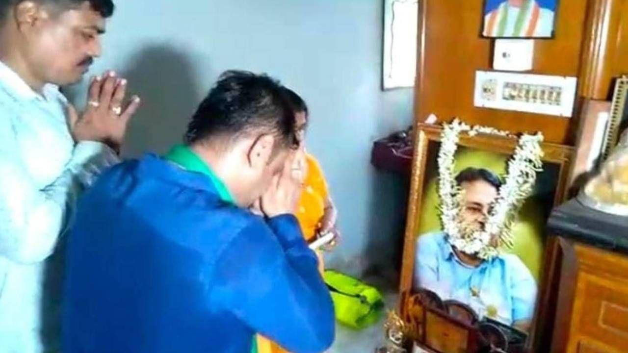Kajal Sinha's wife FIR Against BJP Candidate Joy Saha